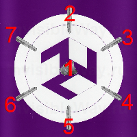 Техника дистанционной трансляции потока Рэйки 24 часа в сутки